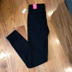 BDG high rise twig black denim jeans NWT